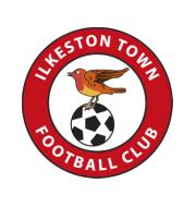 Логотип футбольный клуб Илкстон