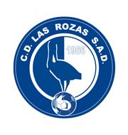 Логотип футбольный клуб Лас Росас (Лас-Росас-де-Мадрид)