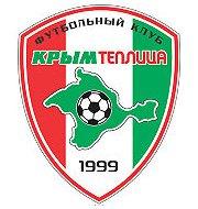 Логотип футбольный клуб Крымтеплица (Молодежное)