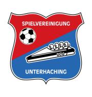 Логотип футбольный клуб Унтерхахинг