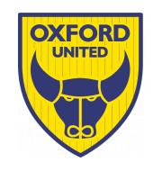 Логотип футбольный клуб Оксфорд Юнайтед