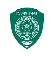 Логотип футбольный клуб Ахмат-2 (Грозный)