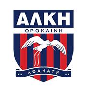 Логотип футбольный клуб Алки Ороклини