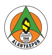 Логотип футбольный клуб Аланьяспор