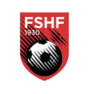 Логотип футбольный клуб Албания