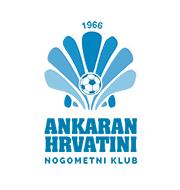 Логотип футбольный клуб Анкаран Хрватини (Копер)