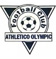 Логотип футбольный клуб Атлетико Олимпик
