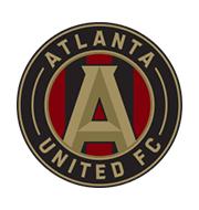 Логотип футбольный клуб Атланта Юнайтед