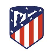 Логотип футбольный клуб Атлетико (до 19) (Мадрид)