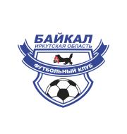 Логотип футбольный клуб Байкал (Иркутск)