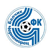 Логотип футбольный клуб Черноморец (Балчик)