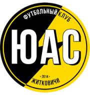 Логотип футбольный клуб ЮА-Строй ДЮССШ (Житковичи)