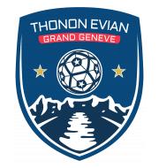Логотип футбольный клуб Тонон Эвиан (Тонон-ле-Бен)