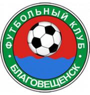 Логотип футбольный клуб Благовещенск