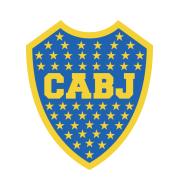 Логотип футбольный клуб Бока Хуниорс (Буэнос-Айрес)