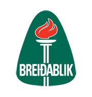 Логотип футбольный клуб Брейдаблик (до 19)