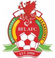 Логотип футбольный клуб Бритон Ферри