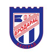 Логотип футбольный клуб Бродарац (до 19) (Белград)