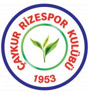 Логотип футбольный клуб Ризеспор