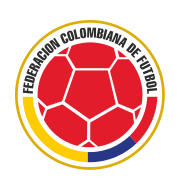 Логотип футбольный клуб Колумбия