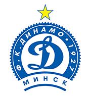 Логотип футбольный клуб Динамо (Минск)