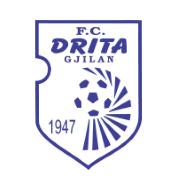 Логотип футбольный клуб Дрита (Гнилане)