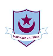 Логотип футбольный клуб Дрогеда Юнайтед
