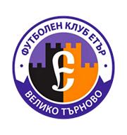 Логотип футбольный клуб Этыр (Велико-Тырново)