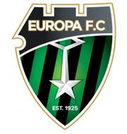 Логотип футбольный клуб ФК Европа (Гибралтар)