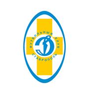 Логотип футбольный клуб Динамо (Ставрополь)