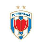 Логотип футбольный клуб Приштина