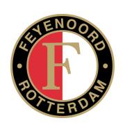 Логотип футбольный клуб Фейеноорд (до 19) (Роттердам)