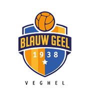 Логотип футбольный клуб Блаув Гел '38 (Вегель)