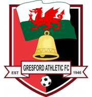 Логотип футбольный клуб Гресфорд Атлетик
