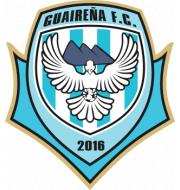Логотип футбольный клуб Гуайренья (Вильяррика)