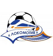 Логотип футбольный клуб Локомотив (Гомель)