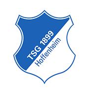 Логотип футбольный клуб Хоффенхайм (до 19) (Зинсхайм)