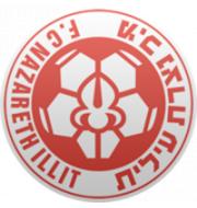 Логотип футбольный клуб Ноф-ха-Галиль (Назарет Иллит)