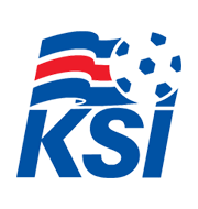 Логотип футбольный клуб Исландия