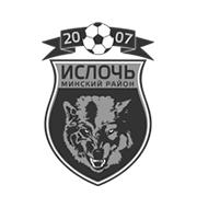 Логотип футбольный клуб Ислочь (Минск)