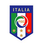 Логотип футбольный клуб Италия