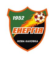 Логотип футбольный клуб Энергия (Новая Каховка)