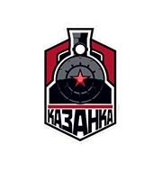 Логотип футбольный клуб Казанка (Москва)