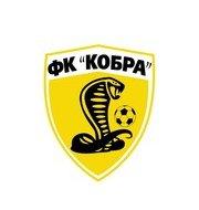 Логотип футбольный клуб Кобра (Харьков)