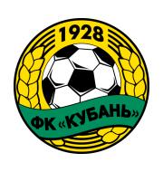 Логотип футбольный клуб Кубань (Краснодар)