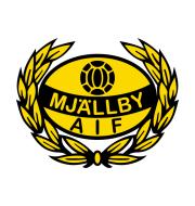 Логотип футбольный клуб Мьельбю (Сельвесборг)