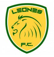 Логотип футбольный клуб Леонес ФК (Итагуи)