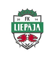 Логотип футбольный клуб Лиепая (до 19)
