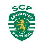 Логотип футбольный клуб Спортинг (до 19) (Лиссабон)