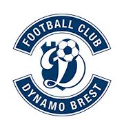 Логотип футбольный клуб Динамо (Брест)